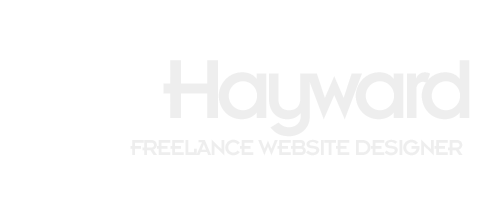 JustHayward Website Design